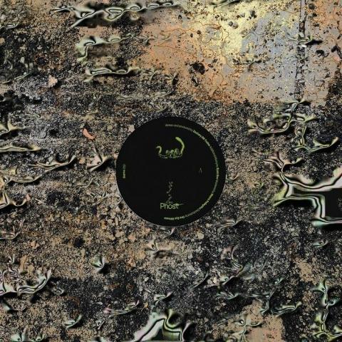 "( GARM 03 ) PHOST - Swallowed By A Snake ( 12"" vinyl ) Garmo"