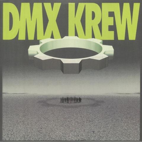 ( HYPELP 019 ) DMX KREW - Loose Gears (2xLP) Hypercolour