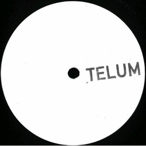 """( TELUM 004 ) TELUM  - TELUM 004 (12"""") Telum Germany"""