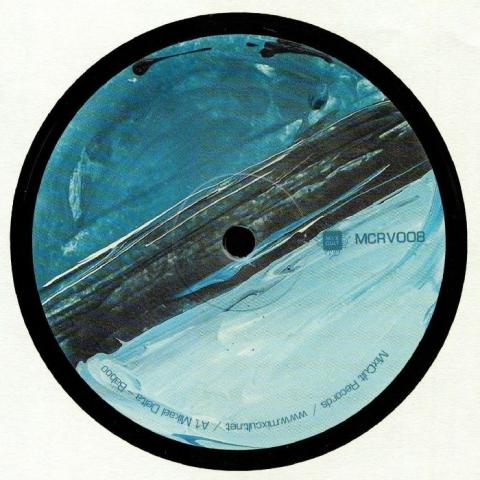 "( MCRV 008 ) Mikael DELTA / KIRILL MATVEEV - Baboo (12"") MixCult Russia"