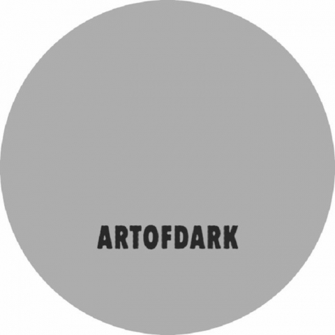 "( AOD 006 ) MATTHIAS - Mind Control EP (12"") Art Of Dark"