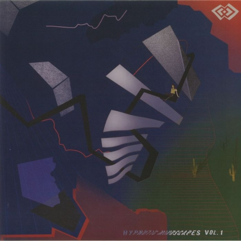 "( HYPM 001 ) TRO / FAUNA EXTINTA / CHICAIZA / PAYPHONE - Hypnotic Mindscapes Vol 1 (12"") Hypnotic Mindscapes"