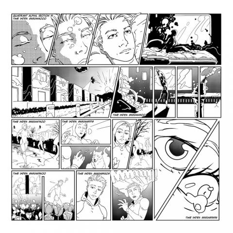 """( SCSS 1 ) LEE HOLMAN - Singularity 1 ( 12"""" vinyl ) Science Cult"""