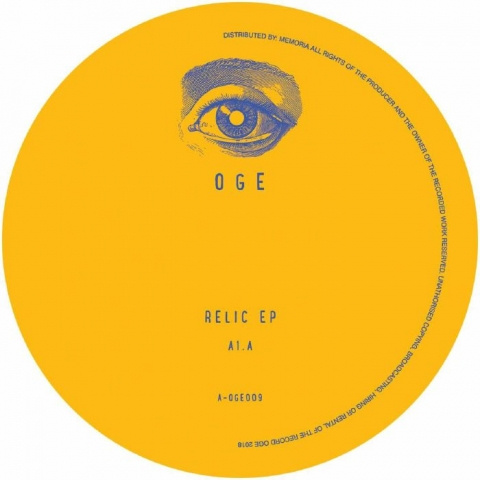 "(  OGE 009 ) RELIC- Relic (12"") OGE"