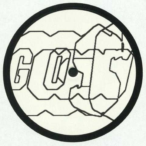 """( GOSU 006 ) Thomas ROOGE -  EP 1 (180 gram vinyl 12"""") Gosu Germany"""
