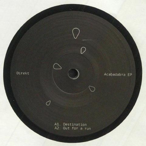 "( UVARBLK 003 ) DIREKT - Acabadabra EP (12"") UVAR"