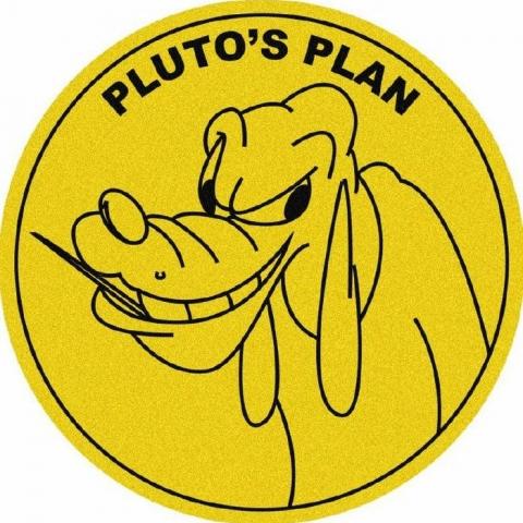 "( PPR 001 ) HATSVALI / TOKE / HAMATSUKI - Starship Of Charon (12"") Pluto's Plan"