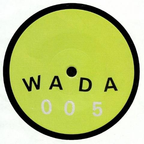 """( WADA 005 ) WADA - WADA 005 (7"""") Wada"""