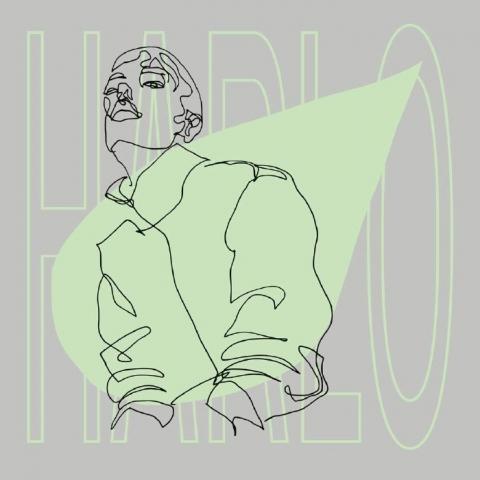 """(  HARLO 005 ) FINETUNE - Volni EP (12"""") Harlo France"""