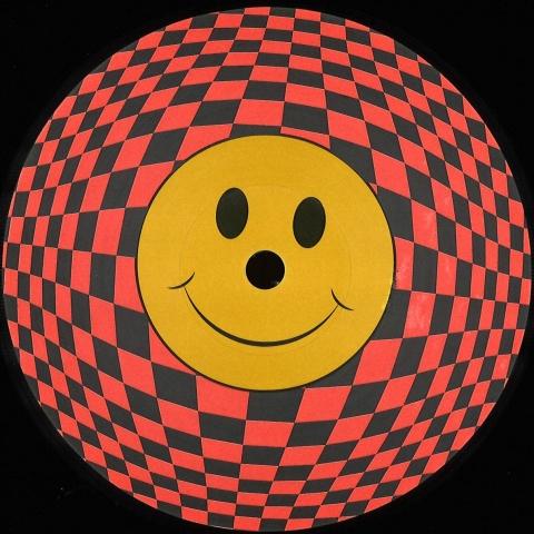 "( ACIDISCO ) OSHANA - Acidisco (heavyweight vinyl 12"") YYK No Label"