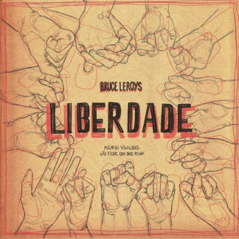 "( CM 001V ) Bruce LEROYS - Liberdade (heavyweight vinyl 12"") Cocada Music Germany"