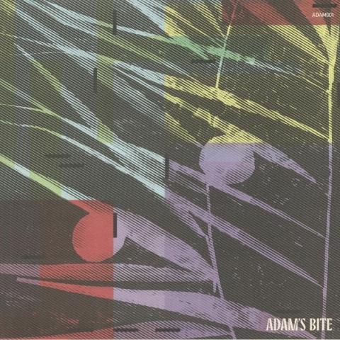 """( ADAM 001 ) MARTINESQUE - Paradigm EP (12"""") Adams Bite"""