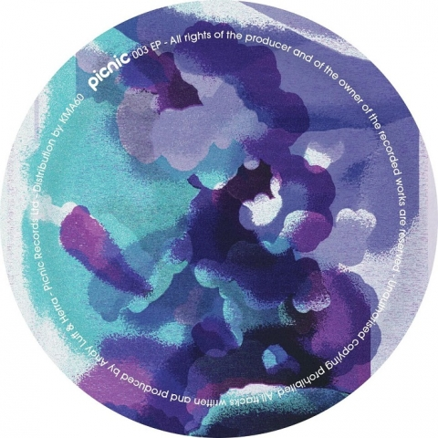 "( PICNIC 003 ) ANDY LUFF & HERRA - Picnic003 EP (12"") Picnic"