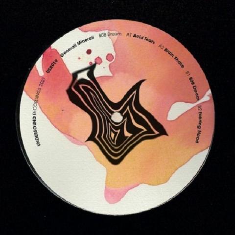 "( USR 019 ) GENERALI MINERALI - 808 Dream (12"") Undersound Recordings"