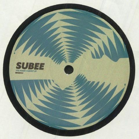 "( SBEE 004 ) ALADDIN - The Magic Carpet EP (180 gram vinyl 12"") Subee"
