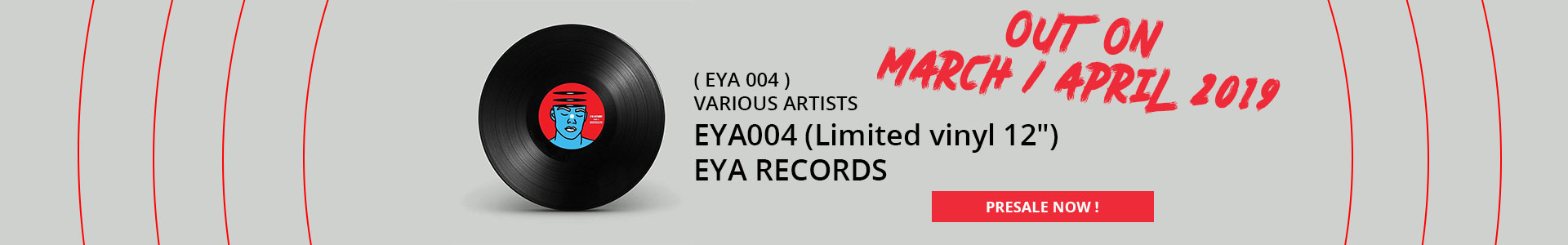 ( EYA 004 ) JOS / EVIL KNEBEL / POTEN - EYA 004